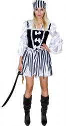 Déguisement Pirate femme luxe pas cher