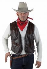 gilet de cowboy pas cher