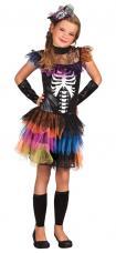 costume princesse squelette