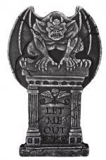 décoration pierre tombale rip