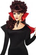 Déguisements Mini Cape Vampire Femme