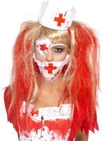 Déguisements Kit Infirmière Ensanglantée