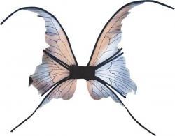 Ailes de papillon Noir