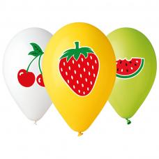 ballons fruit