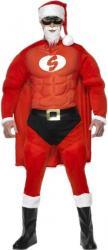 Déguisement Super Père Noël pas cher
