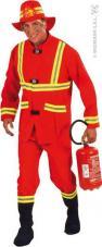 deguisement pompier adulte
