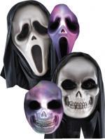 Masque Fantôme Skull cagoule
