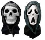 Masque squelette horreur halloween