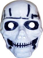 Déguisements Masque Squelette Enfant