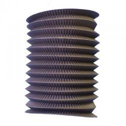 Lampion chocolat 13 cm pas cher