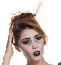 serre-tete seringue zombie