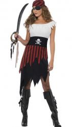 Déguisement Pirate sexy Femme pas cher