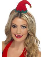 Déguisements Serre-tête mini chapeau elfe