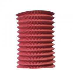 Lampion rouge 13 cm pas cher