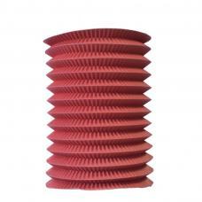 lampion rouge 13 cm