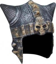 casque medieval mousse