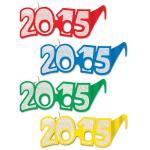 Lunettes carton paillettes 2015