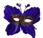 Loup Plumes Papillon