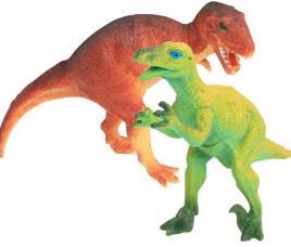 dinosaures assortis