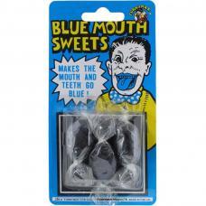 bonbons bouche bleue