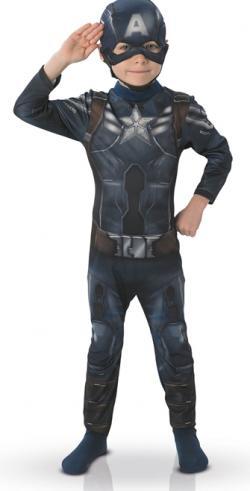 Déguisement Captain America Winter Enfant