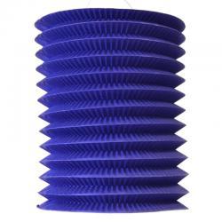 Lampion bleu 16 cm pas cher