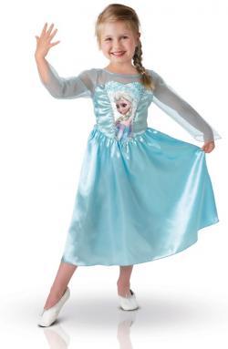 Déguisement Reine des Neiges Elsa Enfant