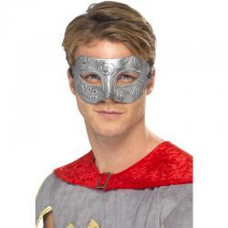 Masque Guerrier Gris