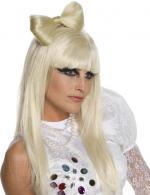 Noeud Lady Gaga monté sur barette