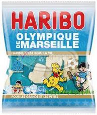 bonbons haribo olympique de marseille