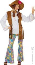 Déguisement Woodstock femme pas cher