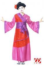 deguisement japonaise pour enfant