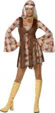 deguisement hippie femme groovy baby