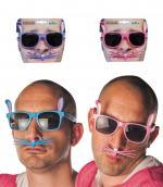 Déguisements Lunettes Lapin avec Moustache