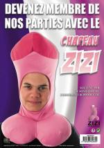 Déguisements Chapeau Zizi