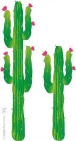 Set de 2 décors cactus