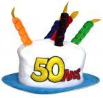 Chapeau 50 ans