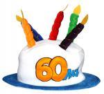 Chapeau 60 ans