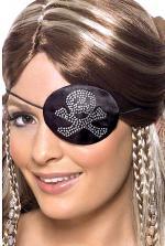 Cache Oeil Pirate Femme