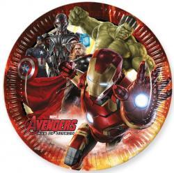 Assiettes Avengers pas cher