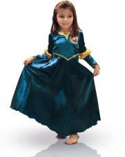 deguisement princesse merida enfant