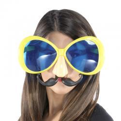 Lunettes Géantes Avec Nez Et Moustache