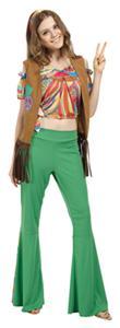 Déguisements Costume Hippie Femme