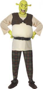 Déguisement Shrek Adulte
