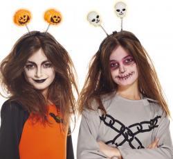 Serre tête enfant halloween lumineux pas cher