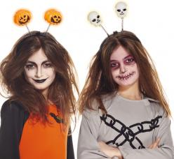 serre tete enfant halloween lumineux
