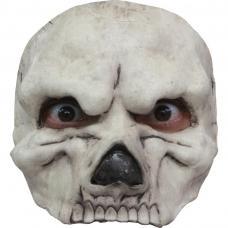 Demi masque Crane Blanc
