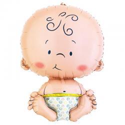 Ballon en forme de Bébé pas cher