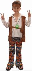 deguisement hippie garcon