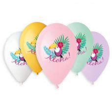ballons aloha toucan